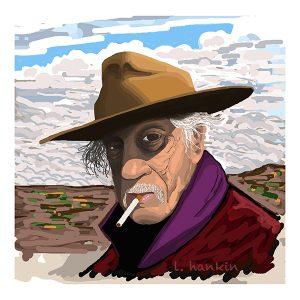 Cowboy by Larry Hankin