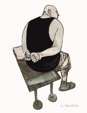 Handcuffs by Larry Hankin