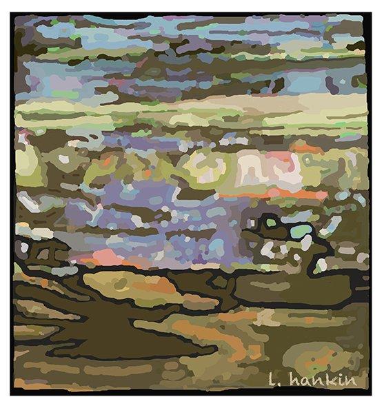 Landscape by Larry Hankin