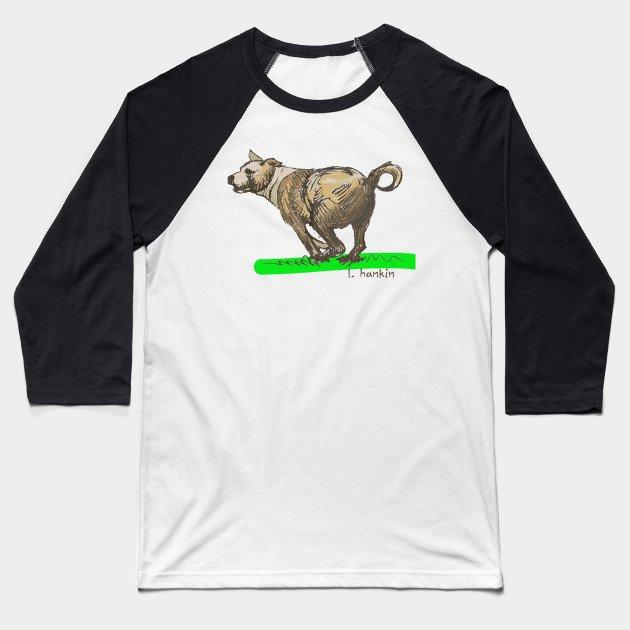 Bryan's Dog Baseball T-Shirts
