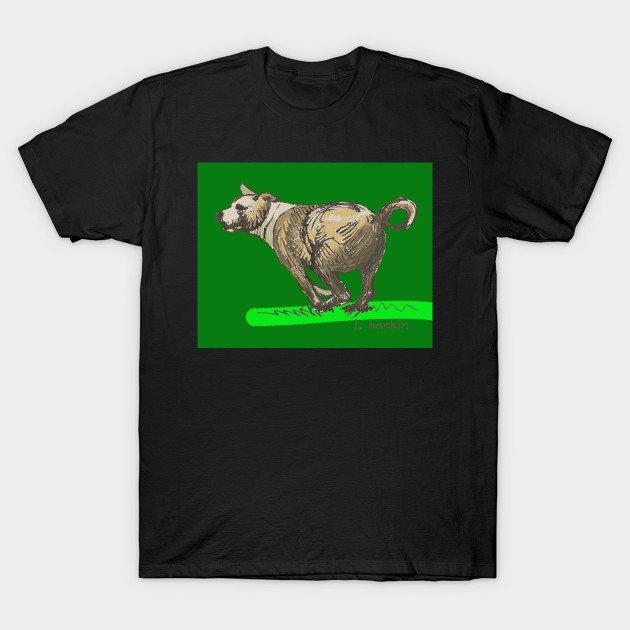 Bryan's Dog T-shirts