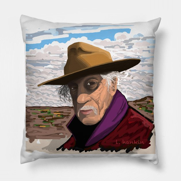 Cowboy Pillow Case