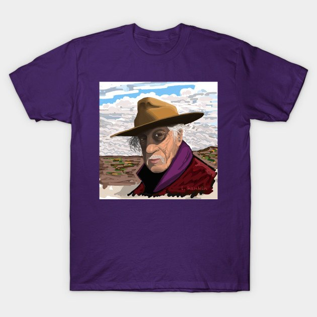 Cowboy Purple T-shirts
