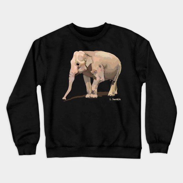 Elephant Crewneck Sweat