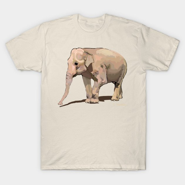 The Elephant T-shirts