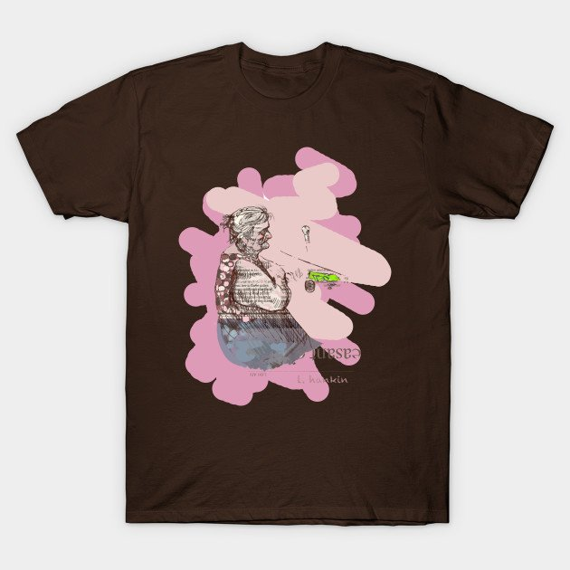 Happy Hour Brown T-shirts