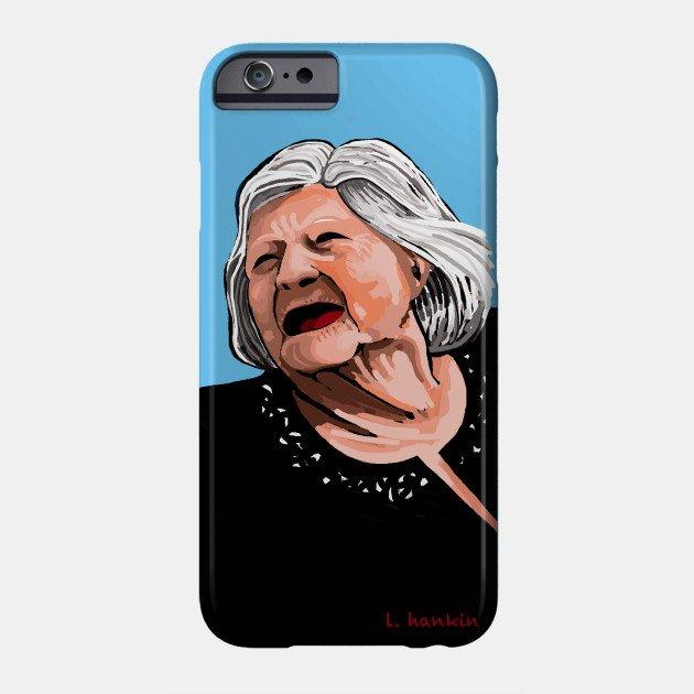 Singing Grandma Phone Case